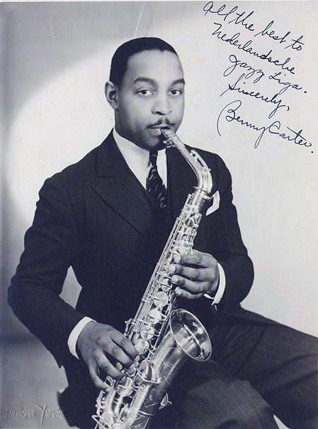 gm benny carter 30s