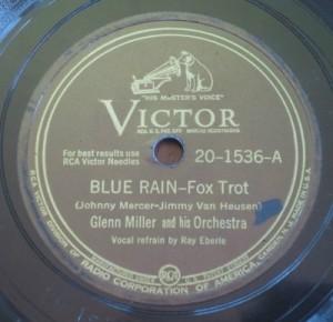 gm blue rain