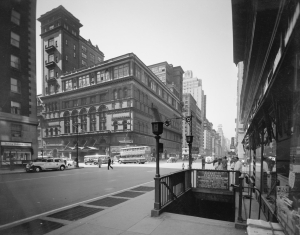 GM CARNEGIE HALL 1930S