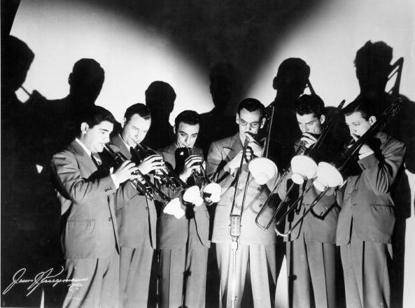 """""""Glenn Miller Orchestra"""" Brass"""
