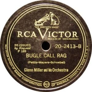 gm glenn-miller-bugle-call-rag-rca-victor-78