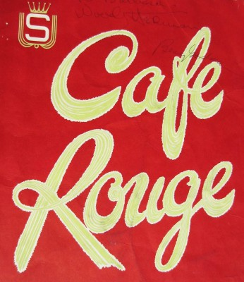 gm cafe rouge re