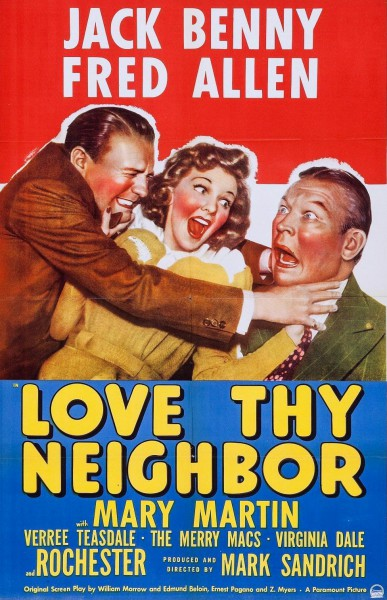 gm lovethyneighbor