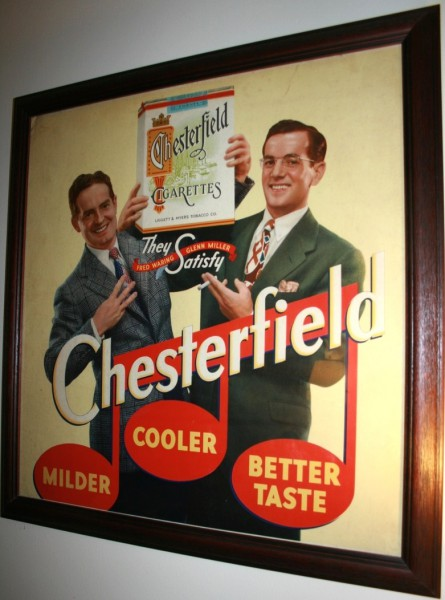 gm waringchesterfield ad copy