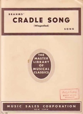 gm cradle song