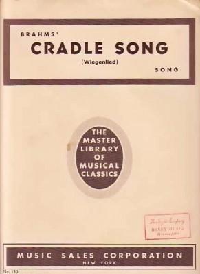 gm cradle song