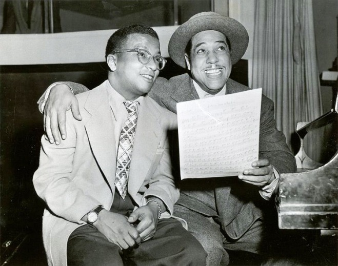 Billy Strayhorn & Duke Ellington
