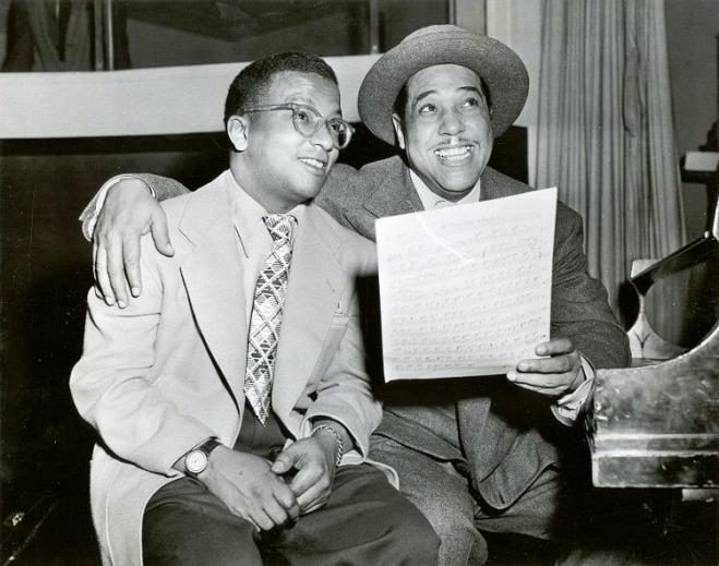 Billy Strayhorn & Duke Ellington