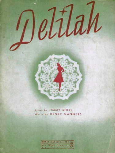 1941 publication of DELILAH