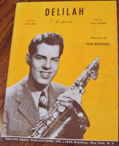 1948 publication of DELILAH