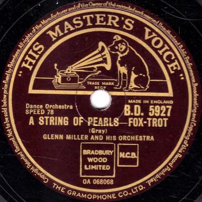 gm string
