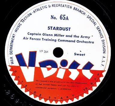 gm Stardust_Glenn_Miller_V_Disc_65