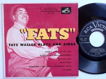 Fats' EP of V-Discs, 1953