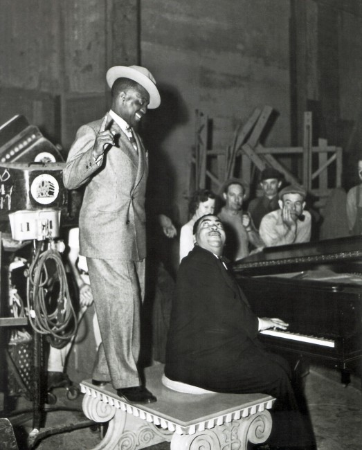 Bojangles and Fats, 1943