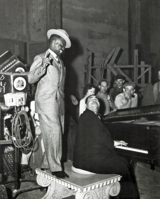 Bojangles and Fats, 1943