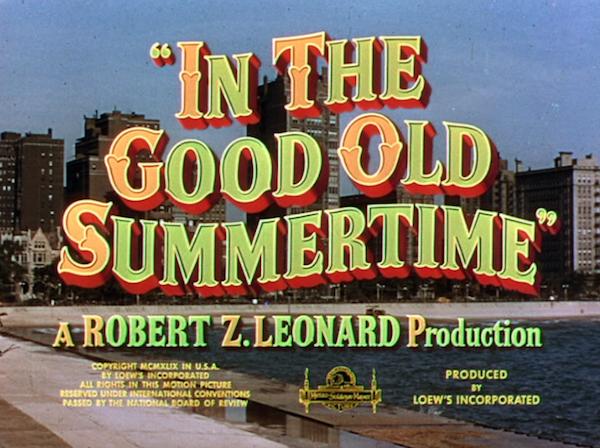 judy summertime
